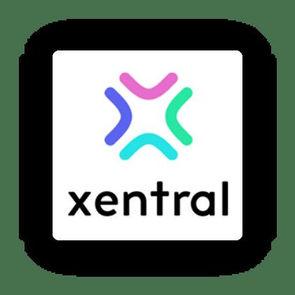 Xentral Brand Logo